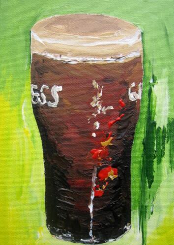 Guinness painting
