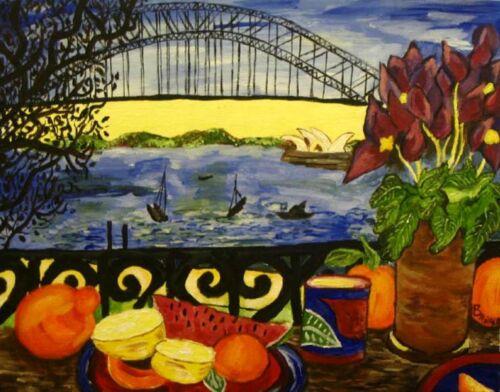 Australia still life painting