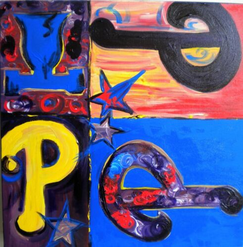 Philadelphia Phillies painting